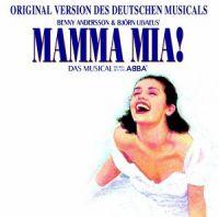 Cover Musical - Mamma Mia! [Original Version des deutschen Musicals]